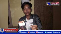 Kedapatan Bawa Sabu, Warga Situbondo Diamankan Polres Pamekasan