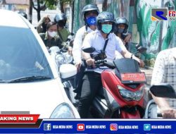 Dibonceng Motor, Ra Latif Sambangi Warga di Tujuh Kelurahan, Tokoh Masyarakat: Terima Kasih Bupati