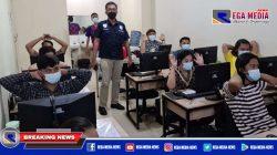 Polisi Gerebek Kantor Pinjol Ilegal di Jakarta