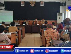 DPMD Sampang Gelar Sosialisasi Prioritas Penggunaan Dana Desa Tahun 2022