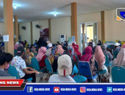 49% Warga Kecamatan Kamal Bangkalan Tervaksin