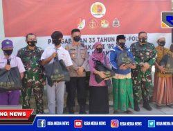 Alumni Akabri 89 Vaksinasi Seribu Warga Sampang