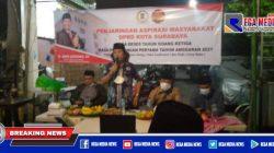 Serap Aspirasi, Janji Walikota Surabaya Dipertanyakan