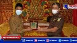 Pemkab Aceh Selatan Didatangi Kajati Aceh