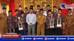 Raih Juara 3 MQK, Khafilah Diapresiasi Bupati Aceh Selatan