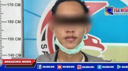 Pengedar Sabu Asal Kupang Surabaya Ditangkap